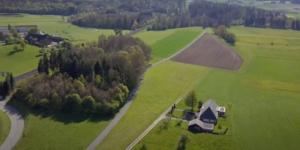 Chliforst-Luftbild
